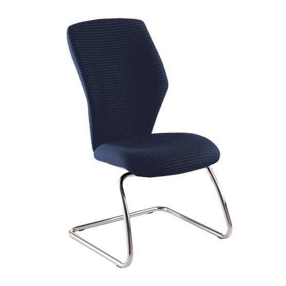 Air Blast meeting cantilever chair no arms