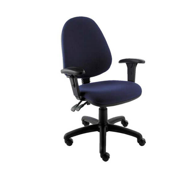 Force Computer chair with arms
