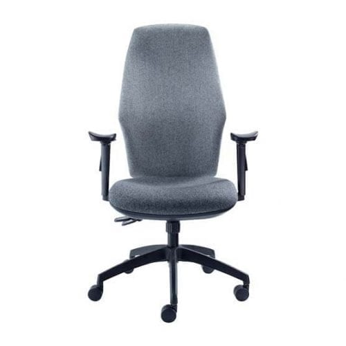 Kona Computer Chair in Grey