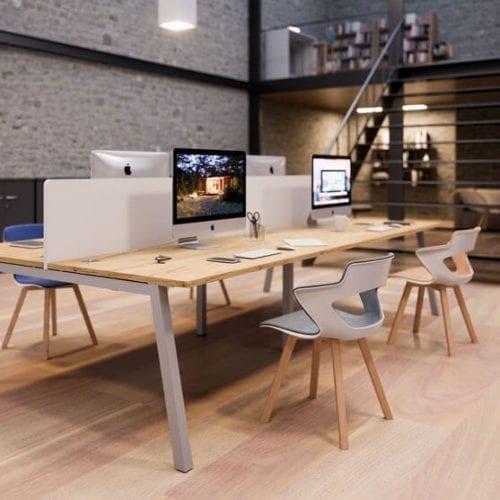 Buronomic Partage Bench Desk