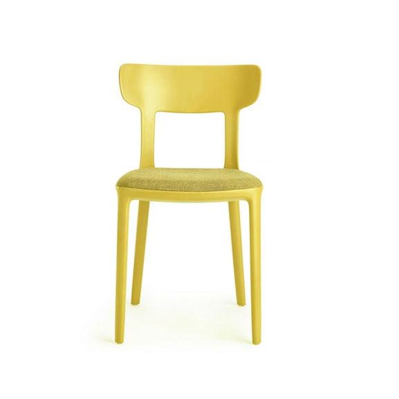 Canova Beakout Office Chair in Mustard