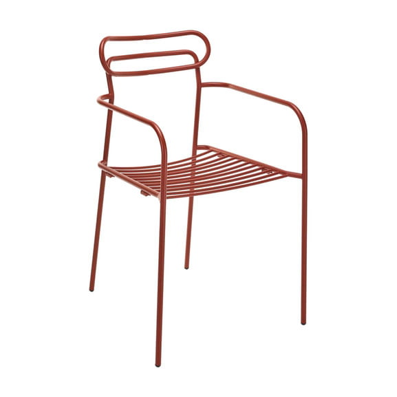 Connection Frappe Breakout Office Chair Oxide Red