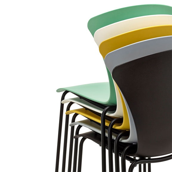 Connection Glaze Breakout Chair all colours