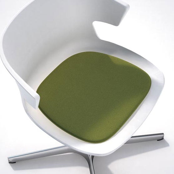 Cove Meeting Chair Small Seat Pad