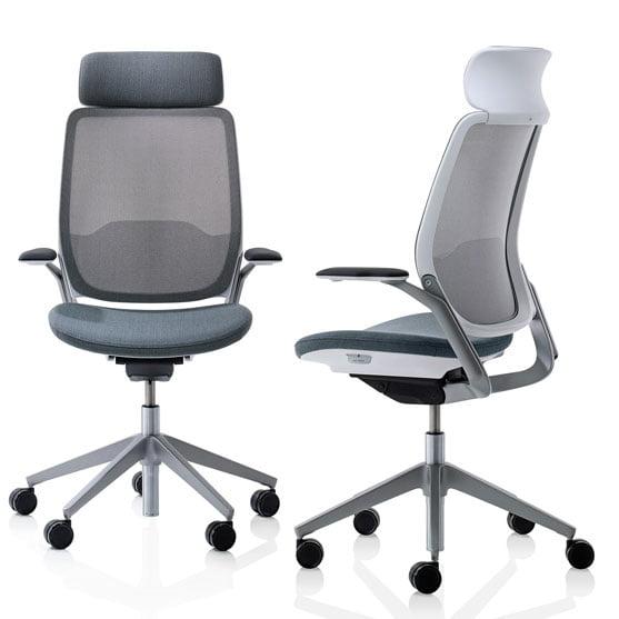 Eva Work Chair with headrest