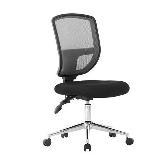 Nexus Mesh Chair Black 01
