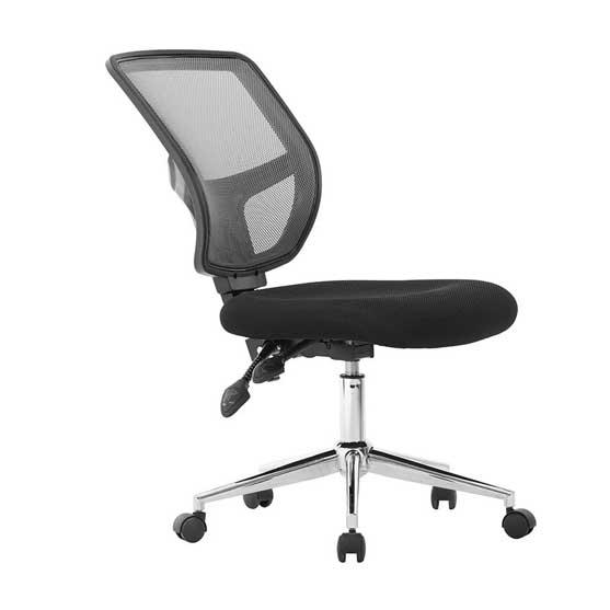 Nexus Mesh Chair in black