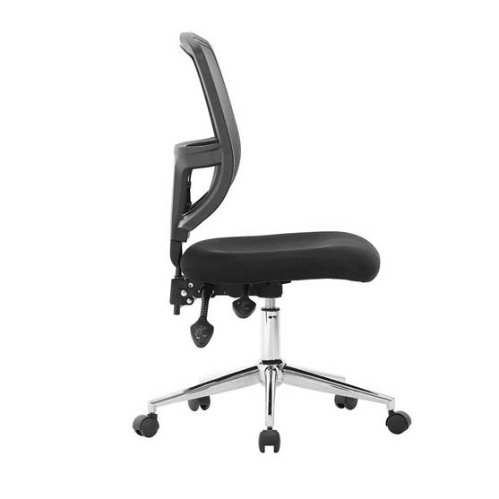 Nexus Mesh Chair Black