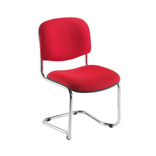 eclat cantilever meeting office chair no arms