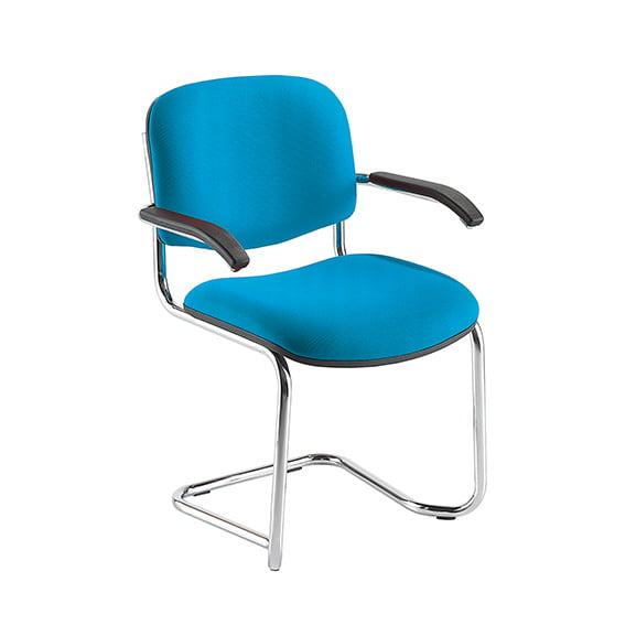 Eclat cantilever meeting office chair with arms