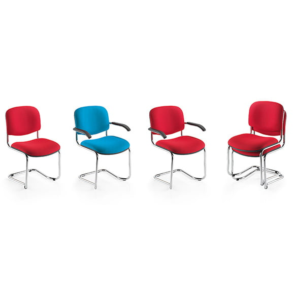 Eclat cantilever office meeting chairs