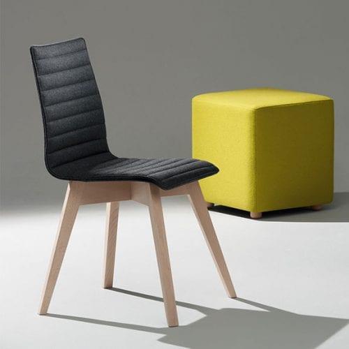 Pledge Bjorn Breakout Office Chair Upholstered
