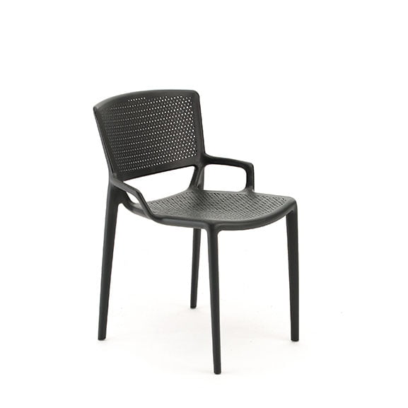 Pledge Daisy Breakout Office Chair Anthracite without arms