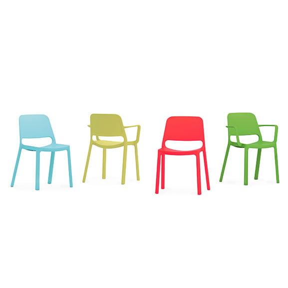 Pledge Trak Breakout Office Chairs