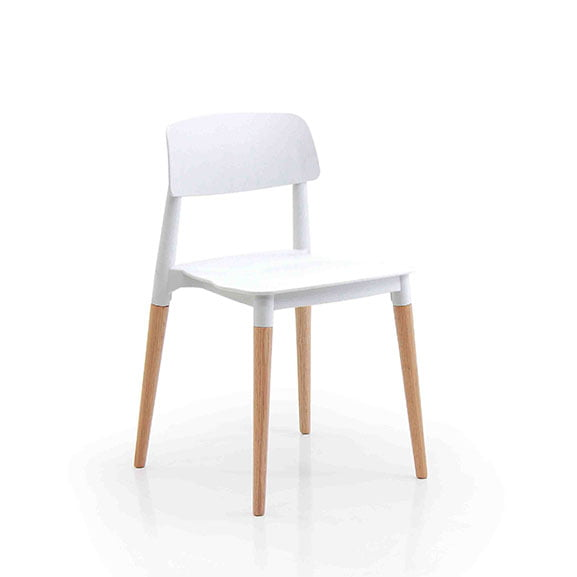 Verco Cleo Breakout Office Chair White
