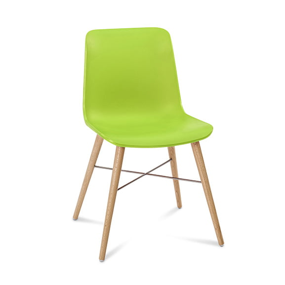 Connection Seating Laurel Breakout Chair Green