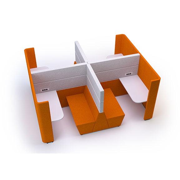Cubbi Work Booths