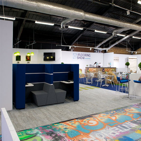 Cubbi Acoustic Booth Shown in a modern office