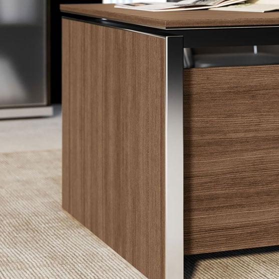 EOS Executive Desk Panel Leg Detail