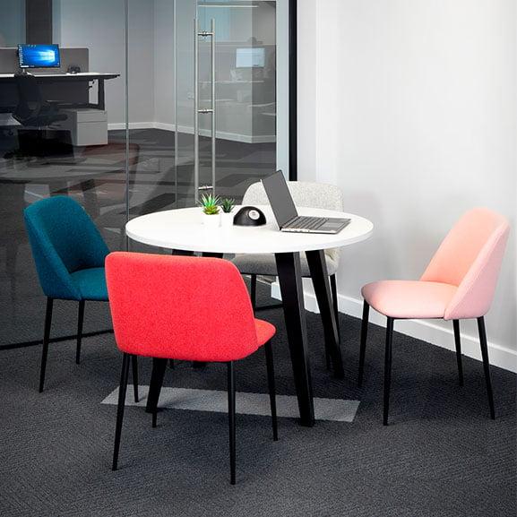 Pablo 4 leg office meeting chair