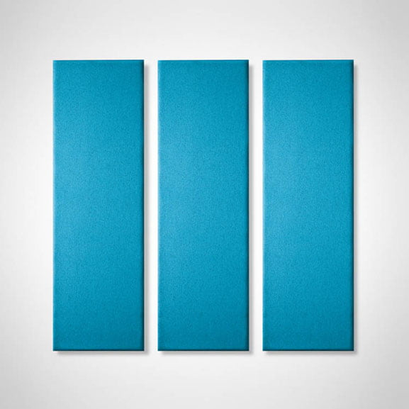 blue rectangle eden wall mounted acoustic panel era