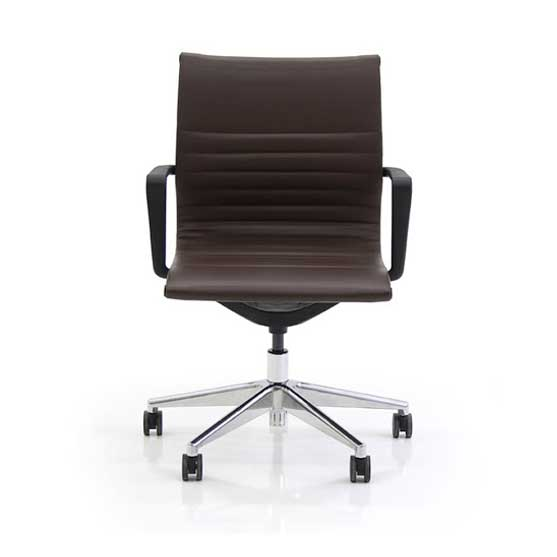 Flux Faux Leather meeting chair