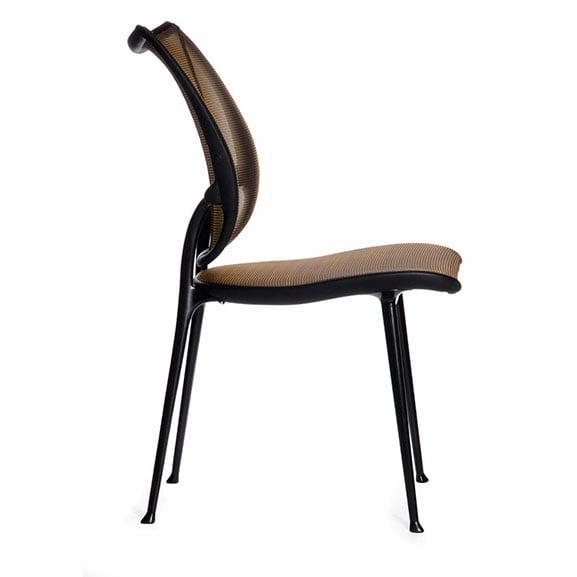 Liberty mesh back 4 leg meeting chair