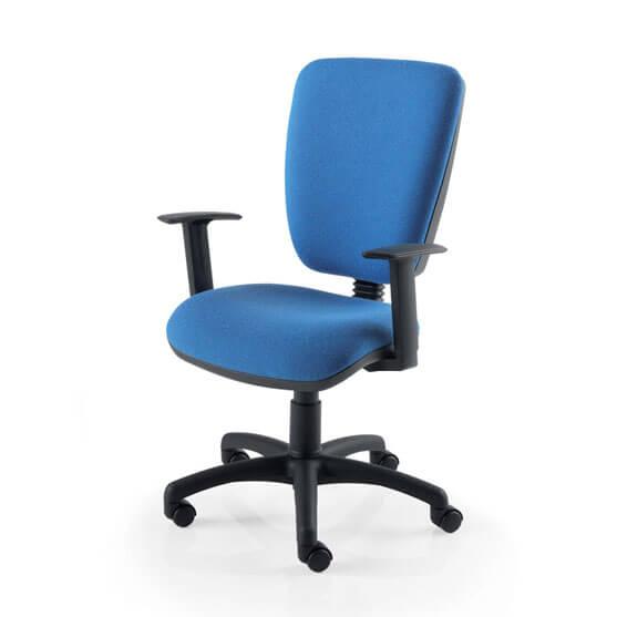 Icon Computer Chair Blue