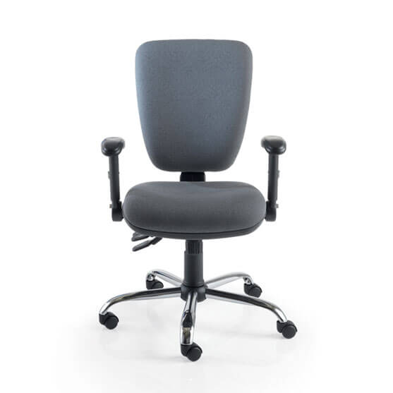 Icon Computer Chair Grey