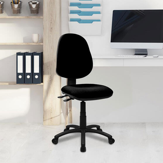 Java Computer Chair in black