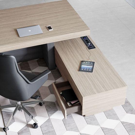 Part of Jera Executive Desk
