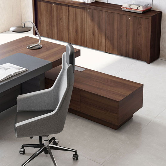 Beautiful Executive Desk - Jera by LAS