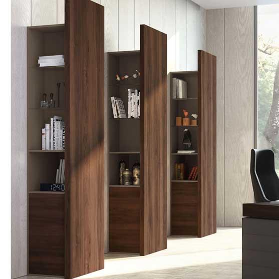 Jera Executive bookcases