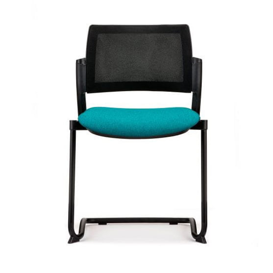 Kyos Cantilever chair with arms