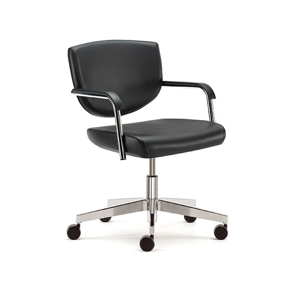 Key castor base office meeting chair