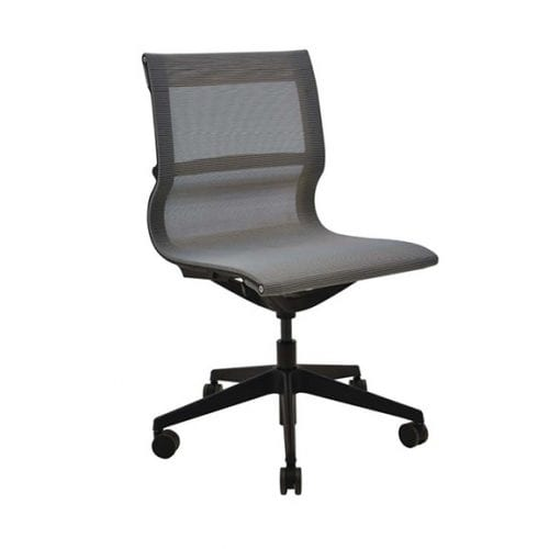 Flux mesh back office meeting chair