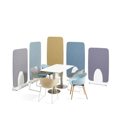 Verco-Soft-Barrel-Floor-Standing-Screens
