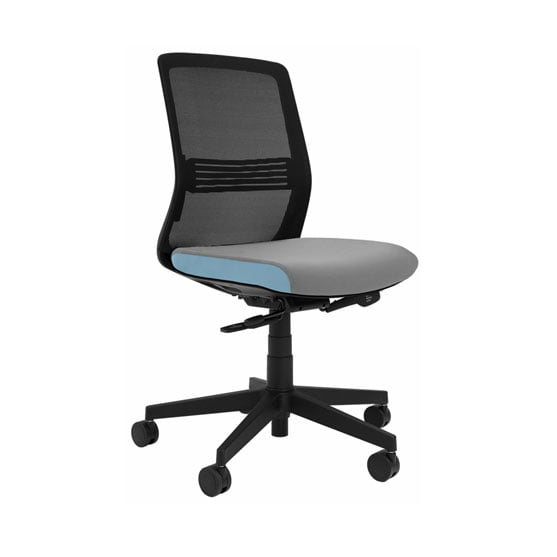 Vida Mesh Chair by Elite in two colours