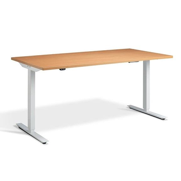 Lavoro Edge Height Adjustable Desk