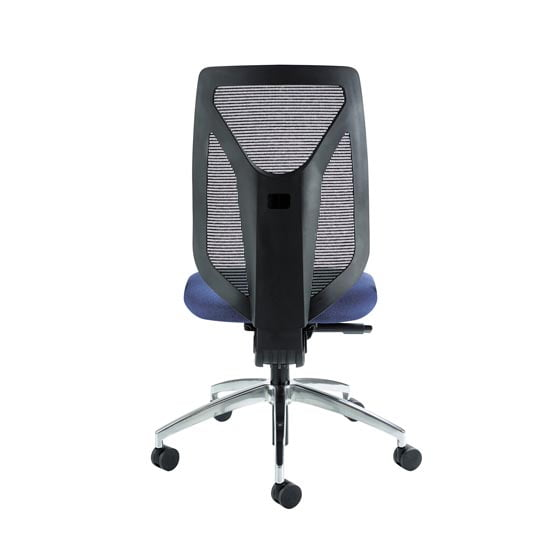 Back of Air Duce Mesh Chair