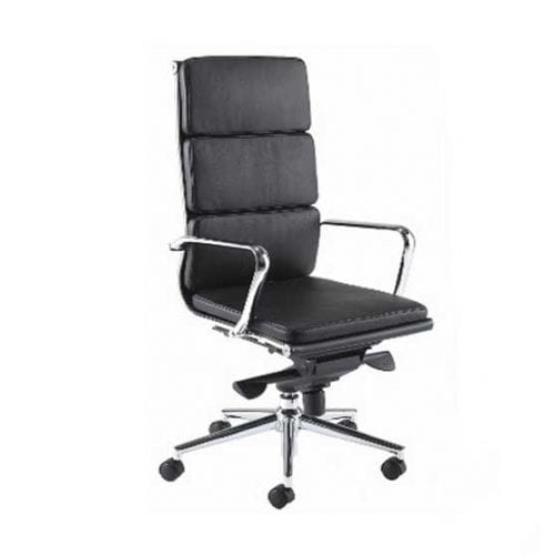 Model of Aria Leather Executive Chair