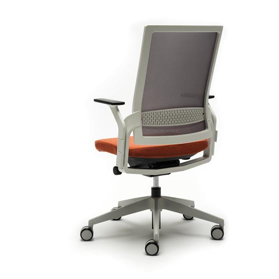 Ecoflex Mesh Chair with arms