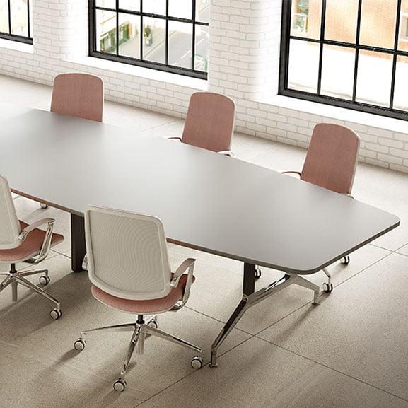 Boss deploy table barrel shape