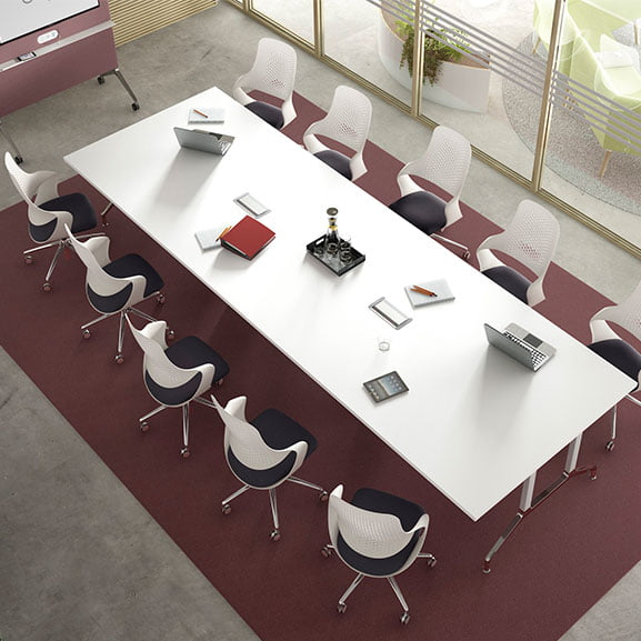 Boss deploy meeting table seats 10