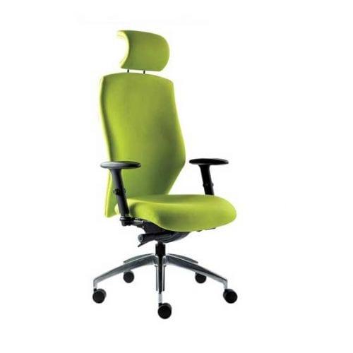 Blast Ergo Ergonomic Chair in Green