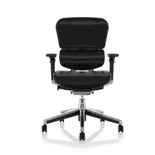 Ergohuman Leather Executive Chair without headrest