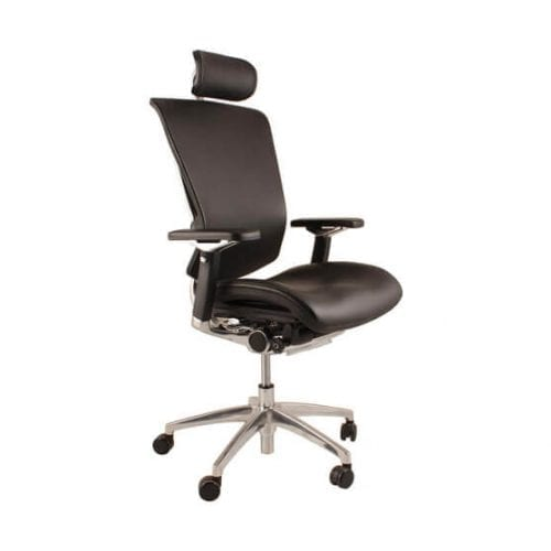 Nefil Leather Executive Chair