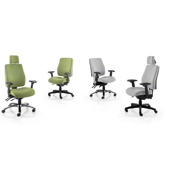 Performance Chairs in different options