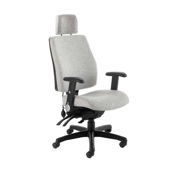Performance Posture with headrest