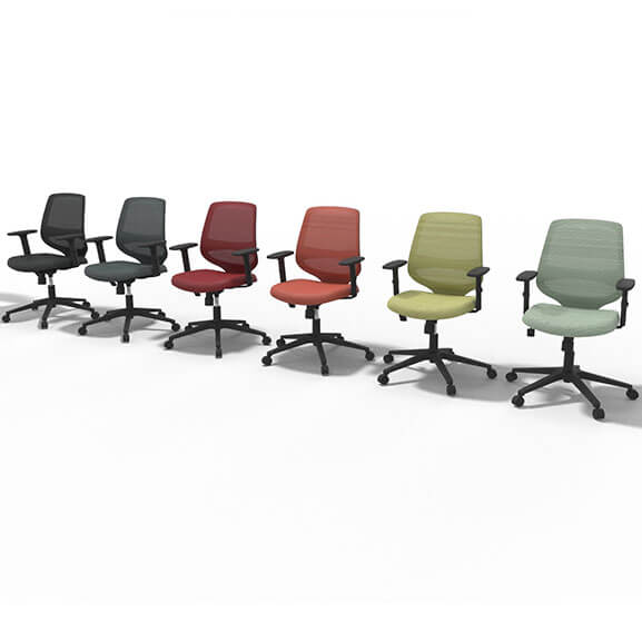 Well Mesh Office Chairs All Colours